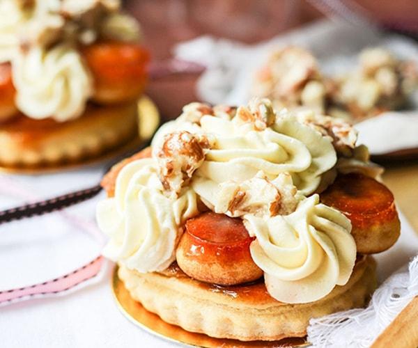Bánh ngọt Gateau St-honore