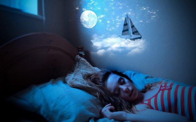Giấc mơ khi ngủ