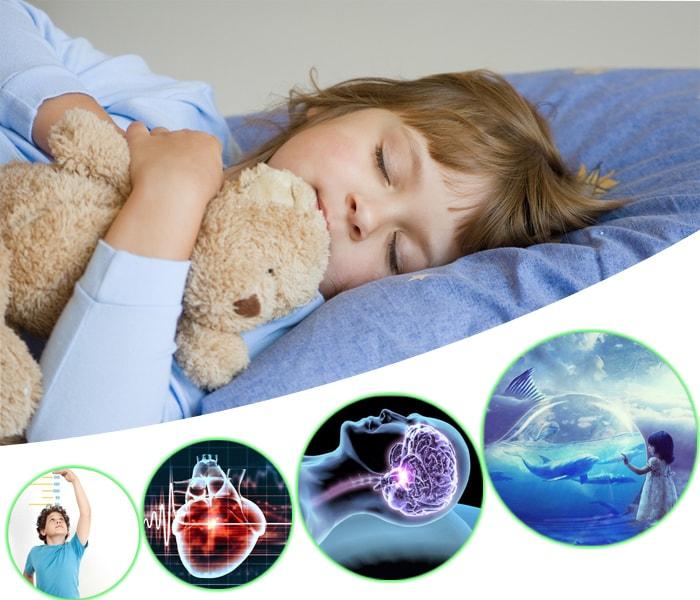 Lợi ích của giấc ngủ