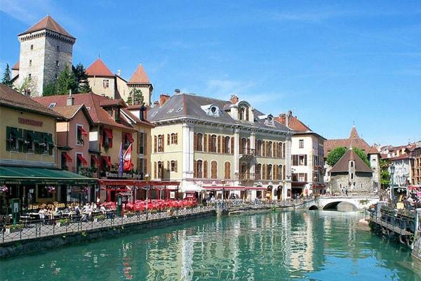 Thành phố cổ Annecy
