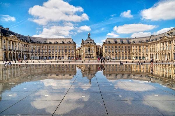 Thành phố cảng Bordeaux