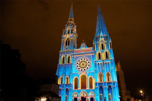 Nhà thờ Đức Bà Chartres