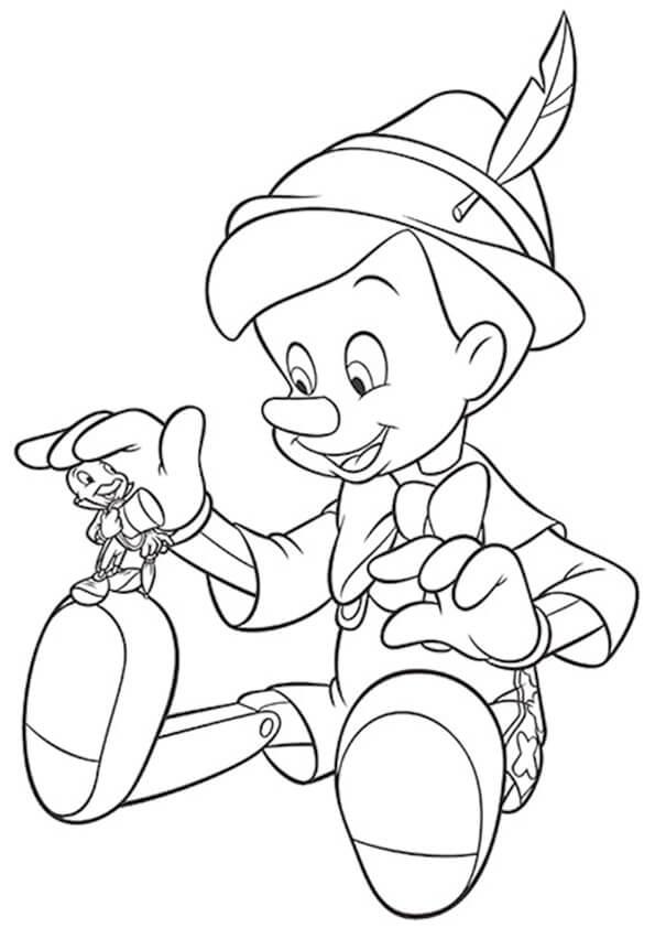 Pinocchio Pal