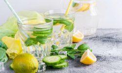 cách làm nước detox hằng ngày