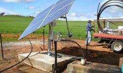 Lắp đặt máy bơm năng lượng mặt trời