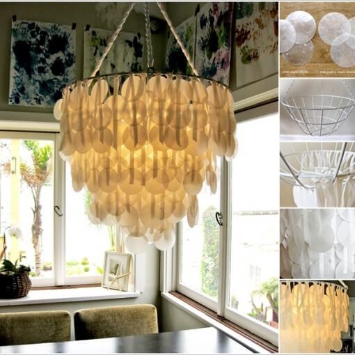Cách làm đèn trang trí handmade đẹp nhất 3